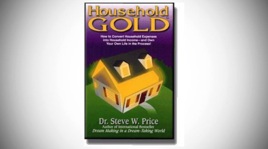 Household Gold – By Dr. Steve W. Price