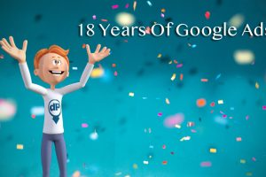18 Years Of Google Ads