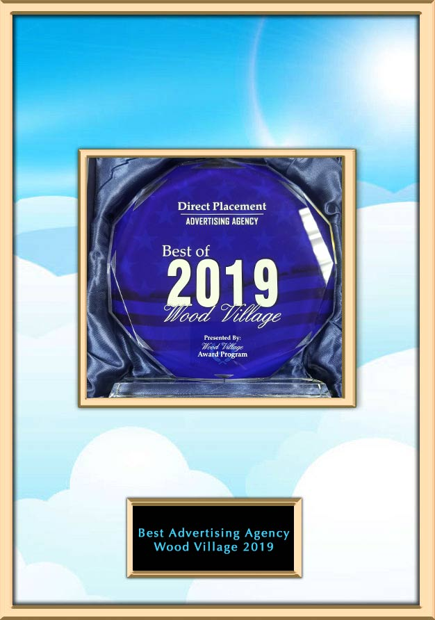 best advertising wood village 2019