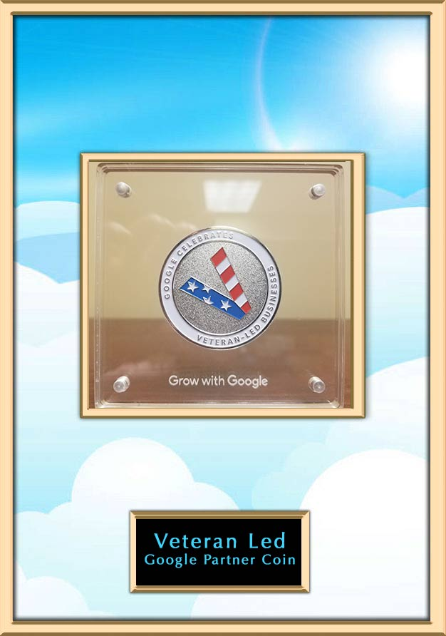 veteran owned business google coin